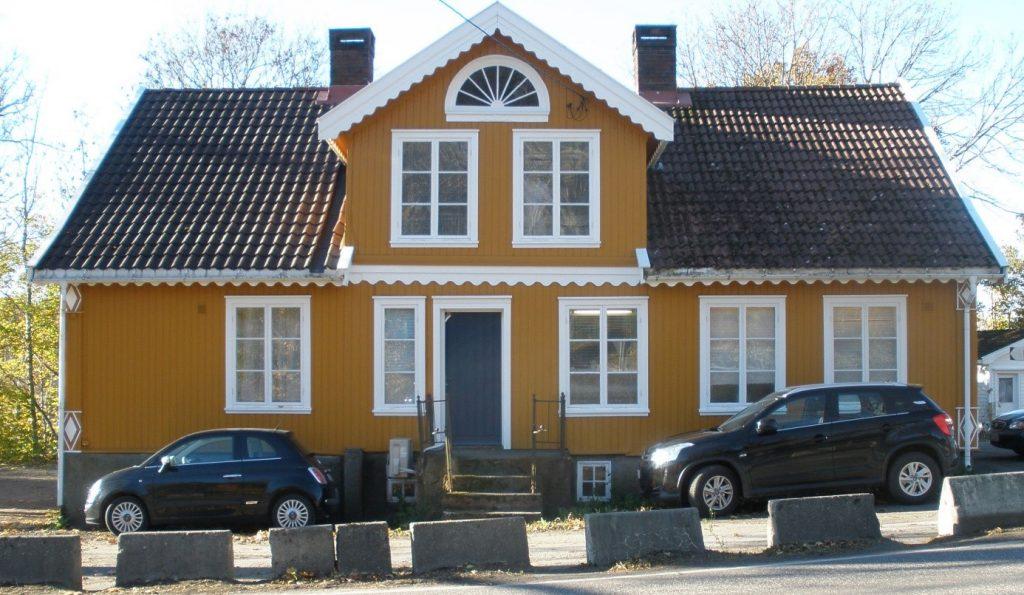 Legekontoret på Tjøme